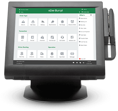 Restaurant Management System Pos Software Ezee Burrp