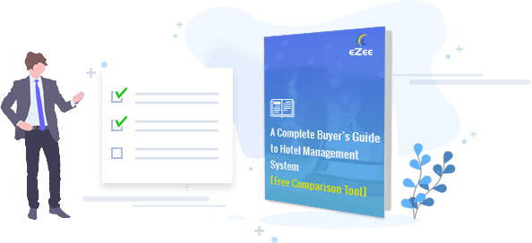 eZee PMS #1 Hotel Software System for Hotel Management, Hotels